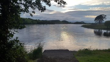 Lough Muckno photo - by Muckno Lodge