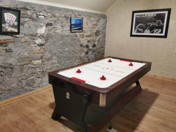 Muckno Lodge Games Room - Air Hockey