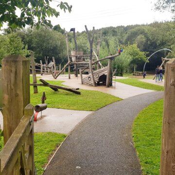 Lough Muckno Playpark