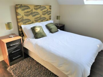 Muckno Lodge Photos - Double Bedroom 2