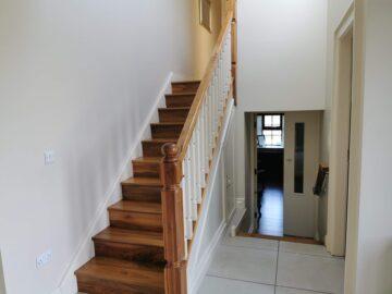 Muckno Lodge Photos - Hallway